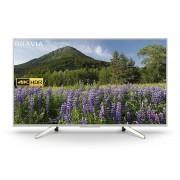 "Televizor LED Sony BRAVIA KD43XF7077, 108 cm (43""), Ultra HD 4K, Smart TV, X-Reality™ PRO 4K, Linux, Clasa energetica A, Argintiu"