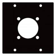 DAP Audio - Speakon Modul f. Rackblende 2 Segmente, 8-pol Speakon