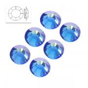 Cristale unghii Albastre 50 buc