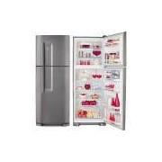 Refrigerador Electrolux Duplex Cycle DeFrost Inox 475L DC51X