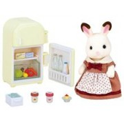Jucarie Sylvanian Families Chocolate Rabbit Mother Set