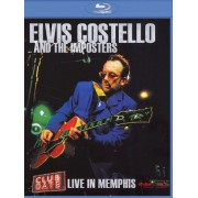 Elvis Costello and the Imposters: Club Date - Live In Memphis [Blu-ray] [2005]