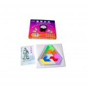 Niños Puzzle Toy Sabiduría Maquillaje, Tamaño: 19 * 17cm