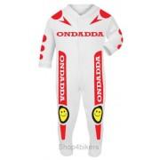 Motorcycle Baby Grow babygrow race suit Ondadda 1