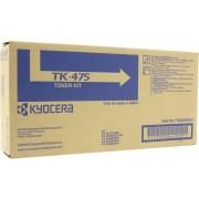 Kyocera Cartucho de tóner Original KYOCERA TK 475 Negro para KYOCERA FS-6025, FS-6030, FS-6525, FS-6530, ECOSYS FS-6525