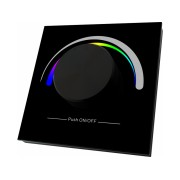 Easy RGB Wall Plate - Wireless RF LED Dimmer
