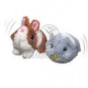 Camon jucărie de pluș fricoasă pentru pisici 1 buc figuri mixte (A319)