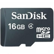 SanDisk Microsd 16gb Card Only