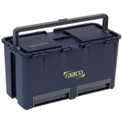 Raaco Tool Box Compact 27 with 6 Inserts 136587