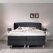 Slapen Online Dreamhouse Nice comfort boxspring 180 x 200 Zonder montage