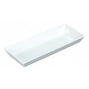 Ciotola in porcellana Dimensioni cm 21 x 7,5 x 2,5 h Confezione da 3 pezzi Modello 82117501