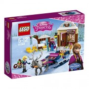 Lego Disney Princess Anna and Kristoff's Sleigh Adventure, Multi Color