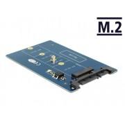 DeLock Converter SATA 22 Pin > M.2 62559