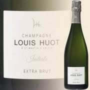 L. Huot, Saint-Martin-d'Ablois Champagner Cuvée Initiale Brut Zero L. Huot