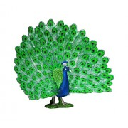 Schleich Peacock Toy Figure