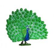 Schleich Peacock Toy Figure