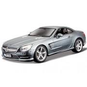 Mercedes SL 500 Coupe Grey 1/24 by BBurago 21067