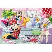 Puzzle - O zi cu Minnie si Daisy 300 piese