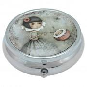 Gyógyszertartó doboz - Mirabelle - Curiosity - 413EC01