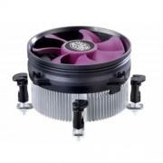 Chladič Coolermaster X Dream i117, 1155/1156/775, low profile, silent 19dBA