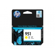 HP Cartucho de tinta Original HP 951 Amarillo para HP OfficeJet Pro 251dw, 276dw, 8100, 8600, 8600 Plus, 8610, 8615, 8620