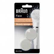 Braun Accessories 80-b Beauty spugna di ricambio x 2