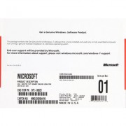 Microsoft Windows 7 Professional SP1 32-bit/64-bit English GGK OEI DVD