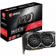 MSI Video Card AMD Radeon RX 5700 XT MECH OC GDDR6 8GB/256bit, 1750MHz/14000MHz, PCI-E 4.0, 3xDP, HDMI, AMD Cooler(Double Slot), Backplate, Retail