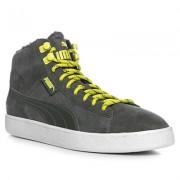 Puma Schuhe Herren, Velours, grau