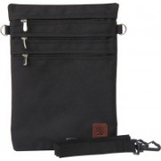 Walletsnbags Neck Pouch(Black)