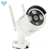 szsinocam SN-IPC-7042SW-SD HD 720P 1.0MP P2P IP Camera Wireless WiFi Smart Security Camera with 8G TF Card Support Monitor Detection & IR Night Vision & Mobile Phone Remote Control(White)
