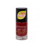 Benecos Vegan Nagellak Cherry Red