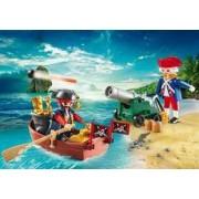 Playmobil Maletín Grande Pirata y Soldado