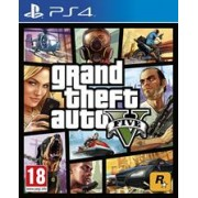 Sony PS4 Game - Grand Theft Auto V, Retail Box,