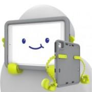 """Калъф за таблет Apple iPad, до 9.7"""" (24.64 cm), Speck Case-E, с дръжки, сив/жълт"""