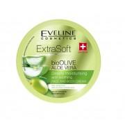 Crema Intensiva de Regenerare Eveline Cosmetics Extra Soft Bio Olive Aloe Vera 175ml