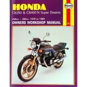 Haynes Honda CB250 & CB400N Super Dreams (78-84) 0540