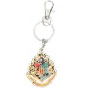 SD Toys Harry Potter - Hogwarts Metal Keychain