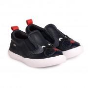 Pantofi Baieti Bibi Agility Mini Albastri-Catel