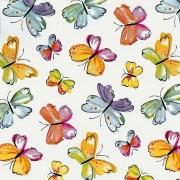 Autocolant fluturi multicolori 45 cm