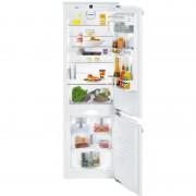 Combina frigorifica incorporabila ICN 3386, 248 l, Clasa A++, NoFrost, H 178 cm