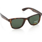 Polaroid Wayfarer Sunglasses(Green)