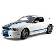 2011 Ford Shelby Mustang GT 350 White 1:18