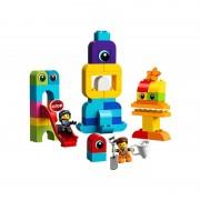 Vizitatorii de pe planeta LEGO DUPLO