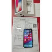 Apple iPhone X 256GB CZ použitý záruka do 11/2019 iSetos