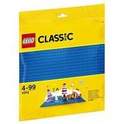 Lego classic 10714 base blu, colore