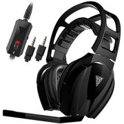 GAMDIAS EROS Elite Gaming Headset with 50mm Drivers Smart Remote Control Uni-directional Mic & Cooling Structure (GHS3600)