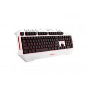 Asus Teclado Gaming ASUS Cerberus Artic (Mecánico - Idioma Español - Iluminado)