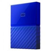 WD My Passport WDBYFT0040BBL - vaste schijf - 4 TB - USB 3.0 (WDBYFT0040BBL-WESN)