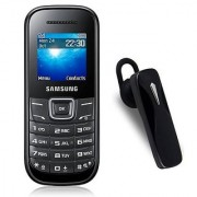 Samsung Guru 1200 / Good Condition/ Certified Pre Owned (6 months Warranty) with Bluetooth